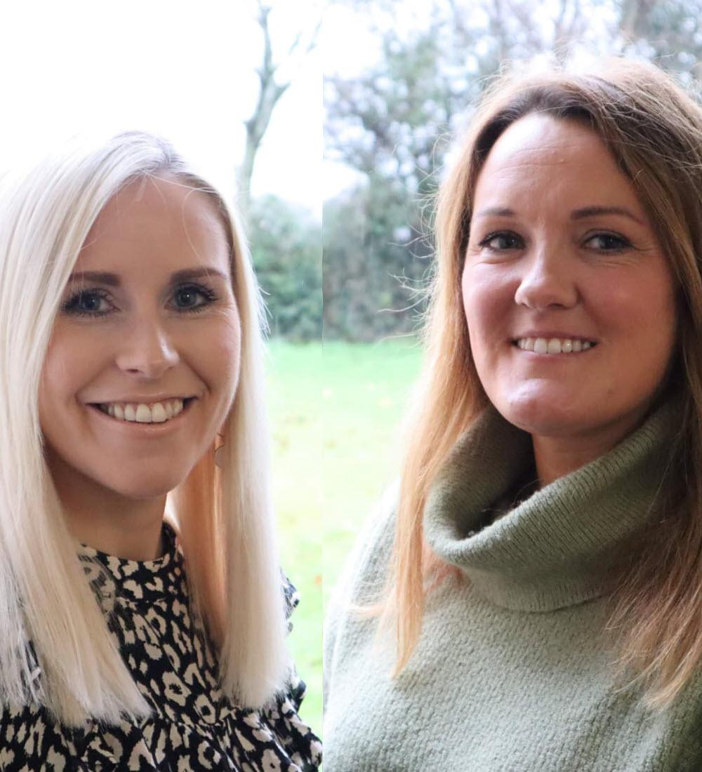Karen Walsh & Gráinne Ní Chéirín